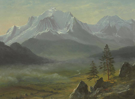 """Beyond the Lines: """"Mont Blanc"""" by Percy Bysshe Shelley"""