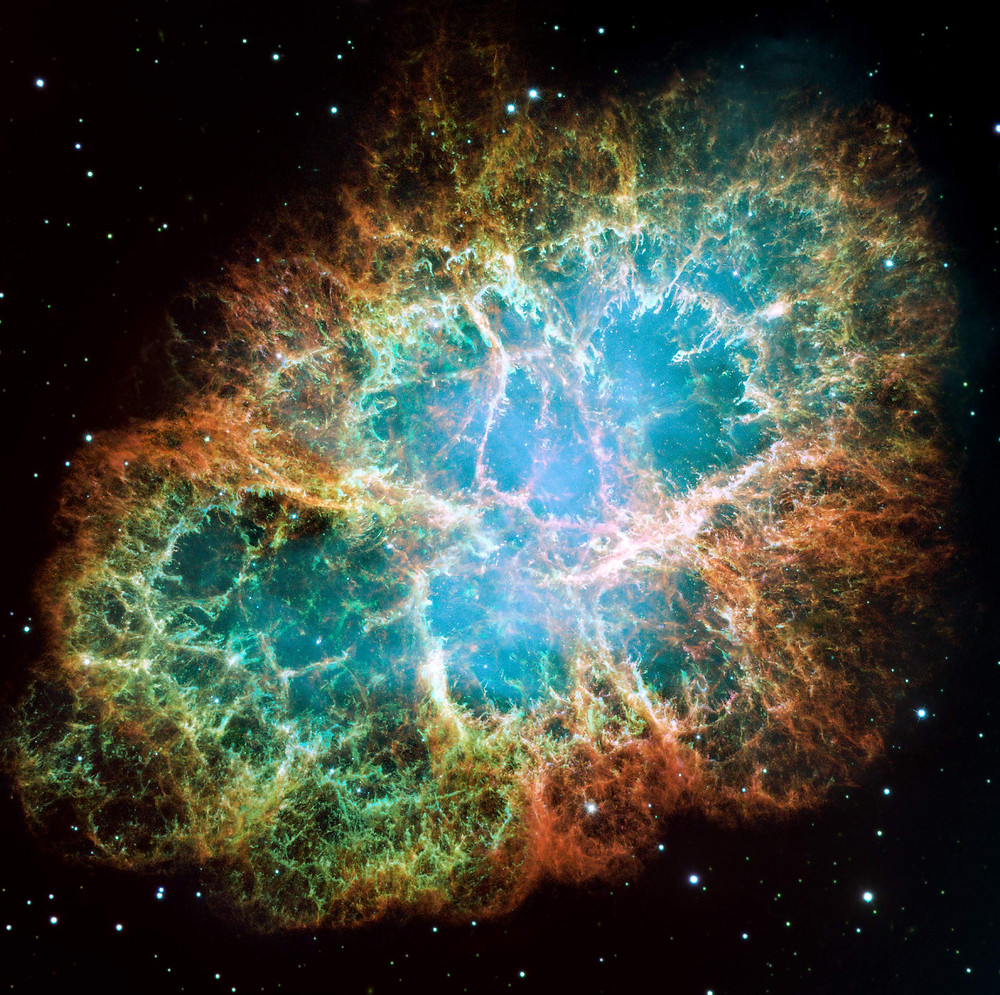 The Crag Nebula