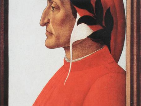 A Late Dante Canzone: Amor, che movi tua vertu da cielo