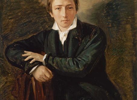 Der Tod das ist die kühle Nacht by Heinrich Heine