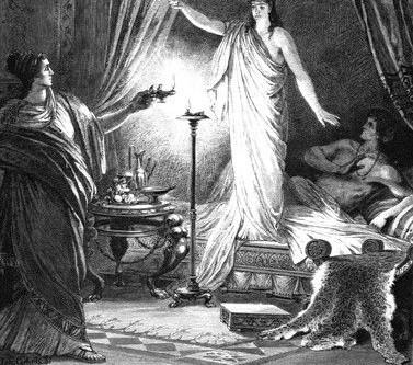 The Bride of Corinth (1797) by Johann Wolfgang Goethe