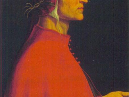 Amor che ne la mente mi ragiona by Dante Alighieri