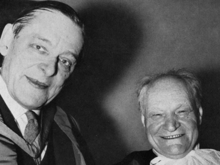 Clarity and Obscurity: Eliot's Masks