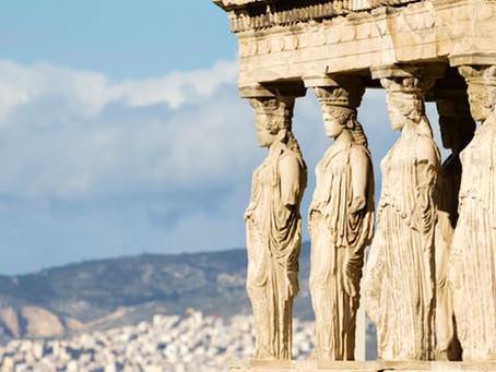 The Gods of Greece - Set by Franz Schubert