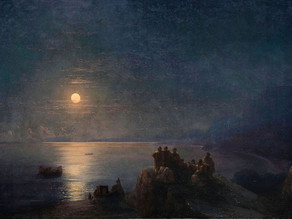 In the Whispering Night