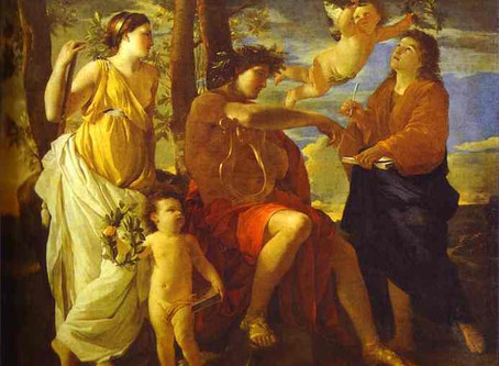 Poetry and the Muses III