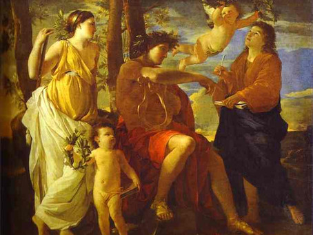 Poetry and the Muses Part II