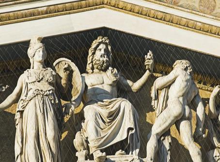 The Gods of Greece by Heinerich Heine
