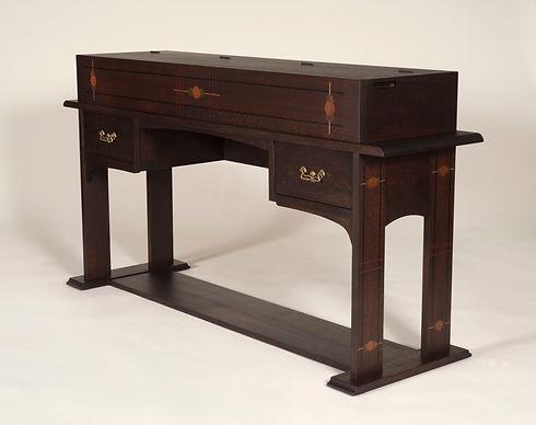 Peerless Handcraft Ellis piano console.j