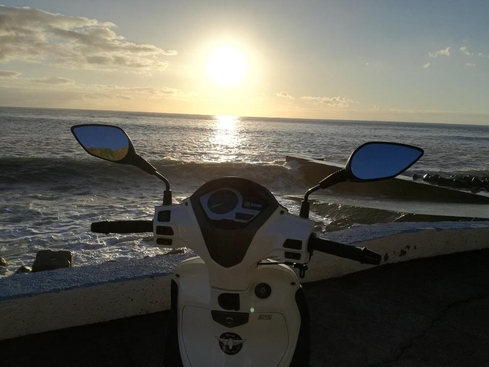 Rent a Scooter Funchal