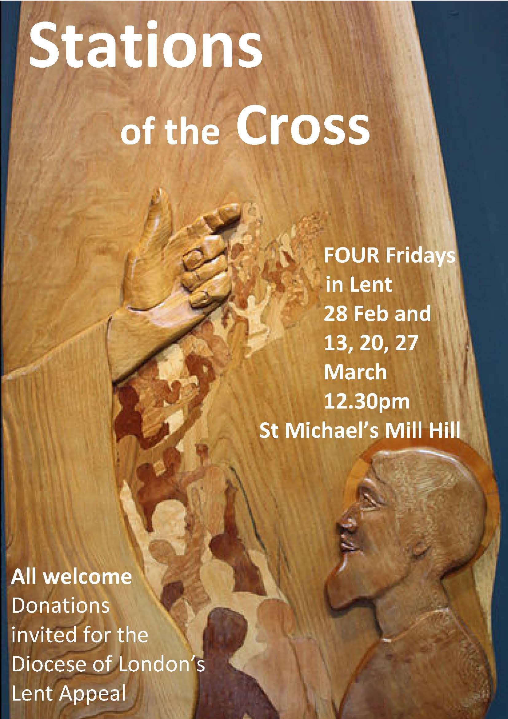 Stations of the cross 2020 - white text.