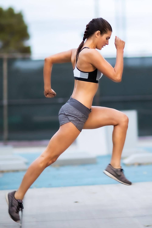 LA Running Model