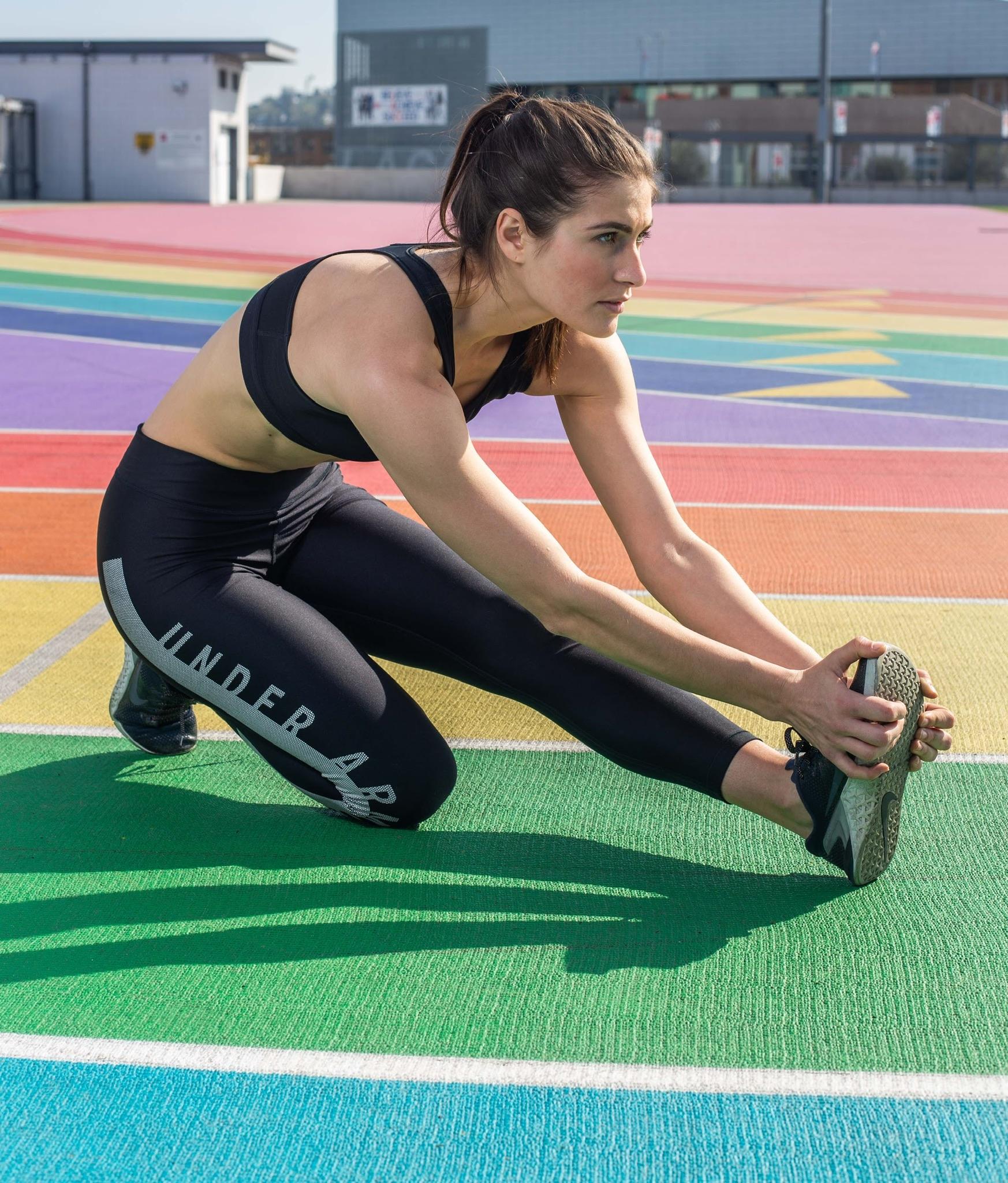 Los Angeles Rainbow Track