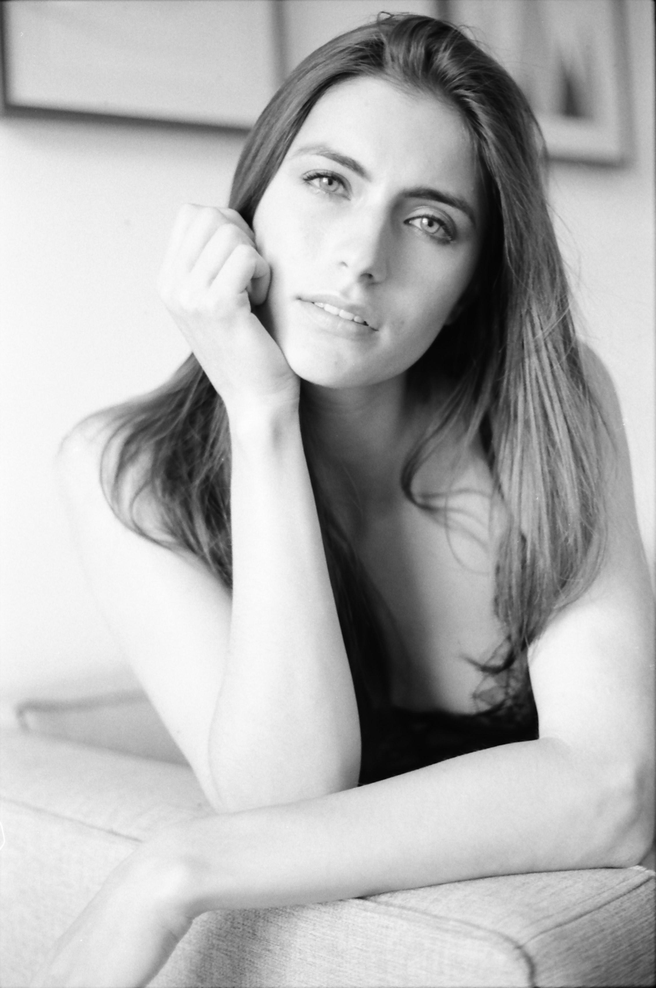 LA model shoot