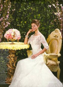 Bridal Magazine Editorial