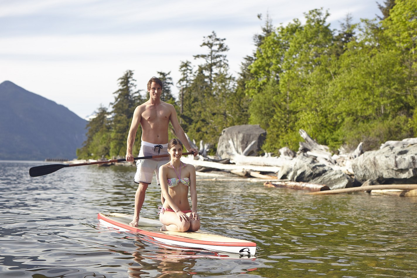 Stand Up Paddleboard Model