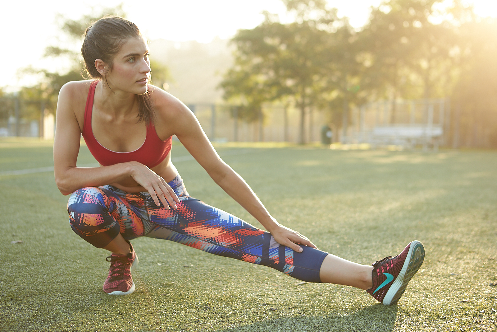 LA Fitness Model