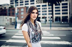 City Fashion Lifestyle Editorial