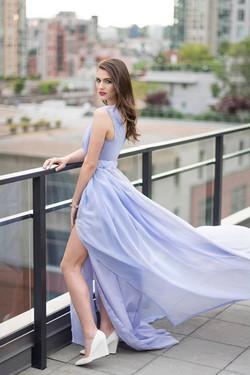 City Fashion Model