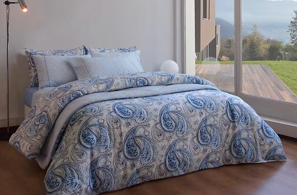 Juego de sábanas Mystic azul