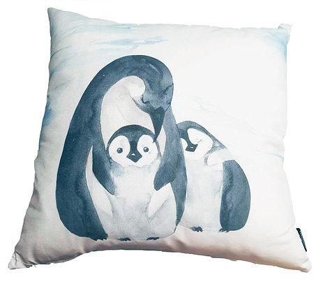 Cojín pingüino 2