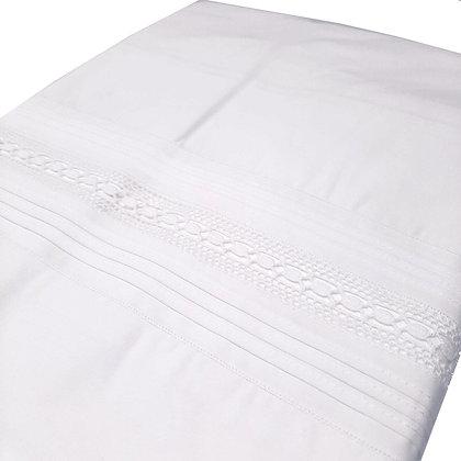 Juego de sábanas PA881 blancas