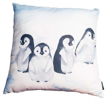Cojín Pingüino 1