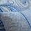 Thumbnail: Juego de sábanas Mystic azul