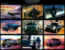 Traditional Color Storyboards
