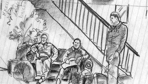 Air Force Sketch