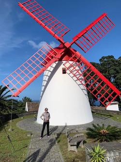 Санта Барбара, Casa do Pico Vermelho