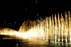 DUBAI MALL | WATERFALL
