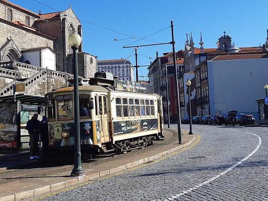 Порту, туристический трамвай