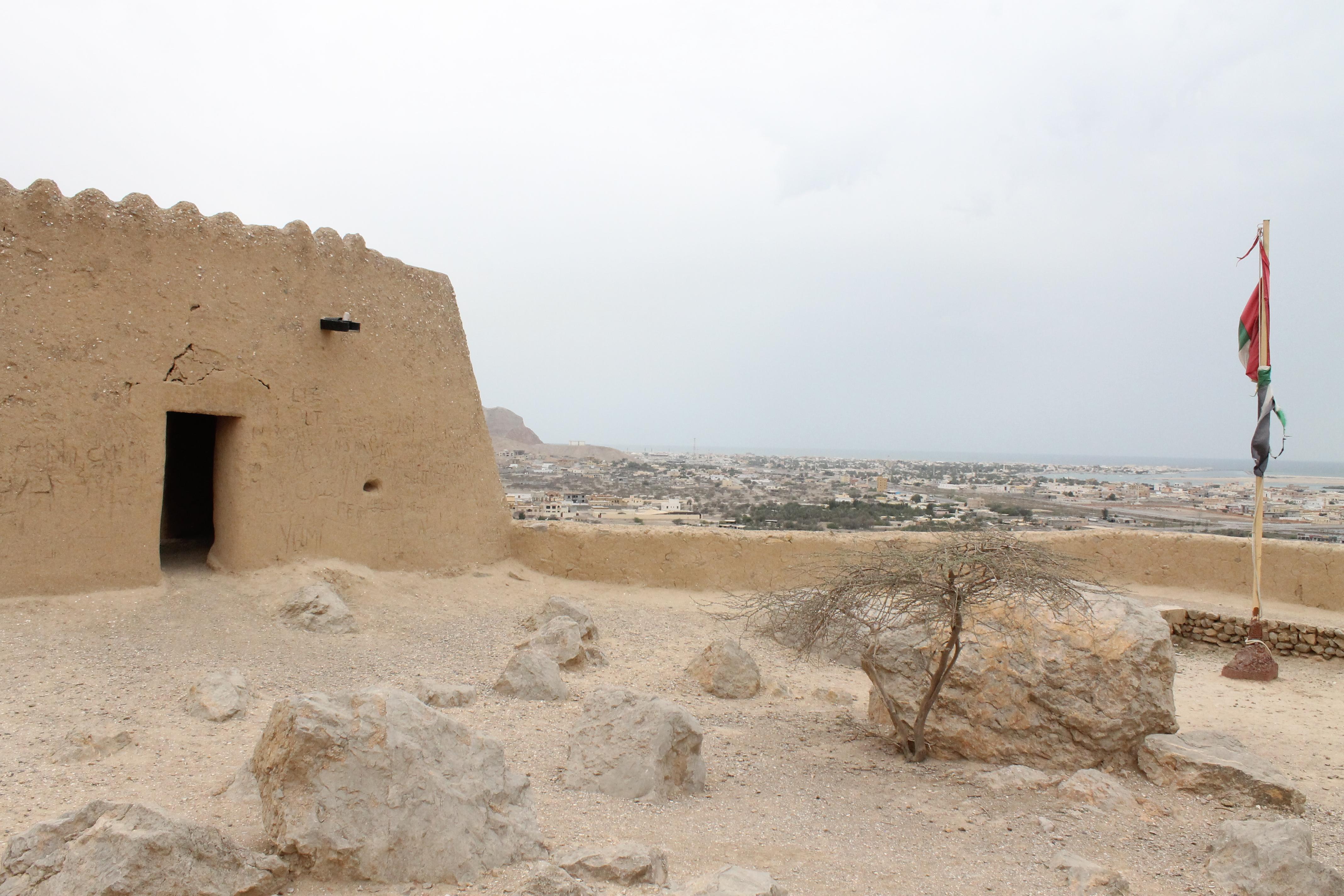 Форт Дхайя