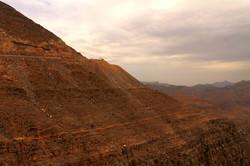 Горный хребет Хаджар