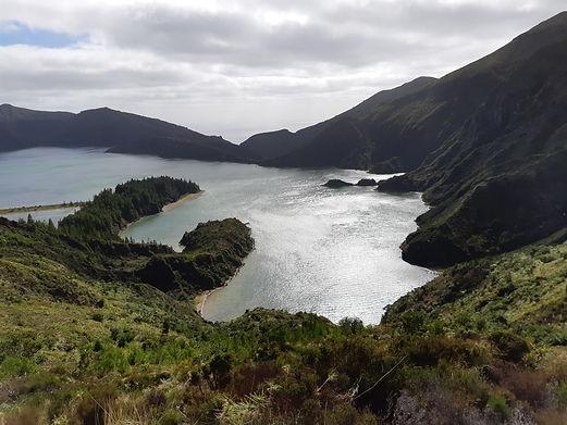 Озеро Фого, Азорские острва