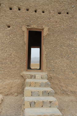 Одна из башен форта