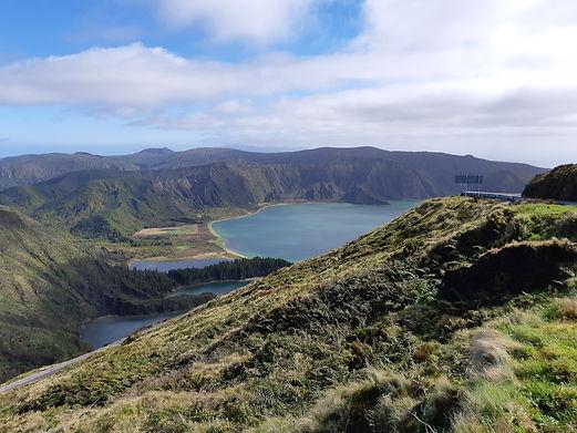 Озеро Фого, Азорские острова