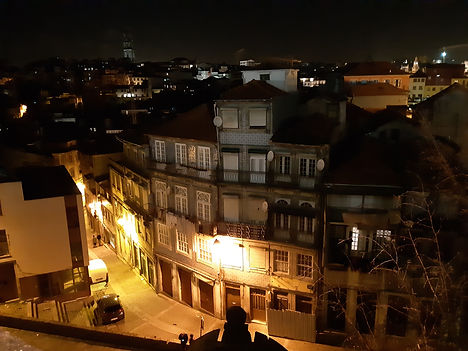 Порту ночю
