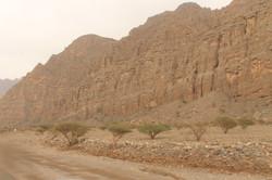 Оманские горы