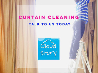 3 Reason Why Curtain Cleaning can Save Your Family's Lives
