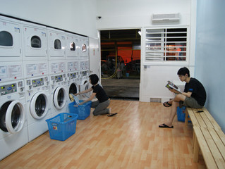 No.1 Laundry Service in Singapore - Be Bright and Spotless in 2020 Too