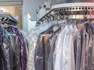 Do You Know CLOUD STORY Covers All Your Present and Future Dry Cleaning Needs?