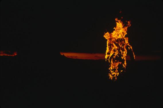 Jumping Jacks On Fire