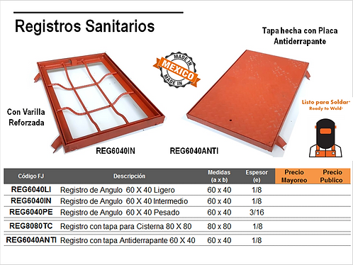 Registros Sanitarios