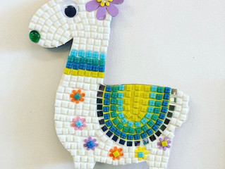 Mosaics at home tips!