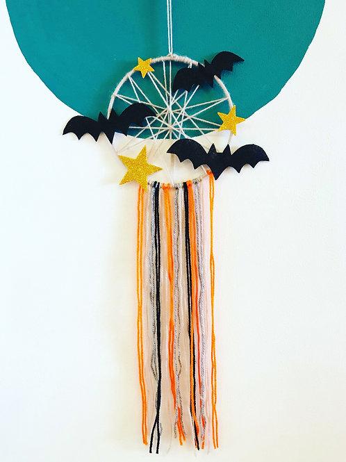 Bat Dream Catcher