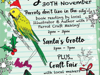 Crafty Christmas at Happy Potter