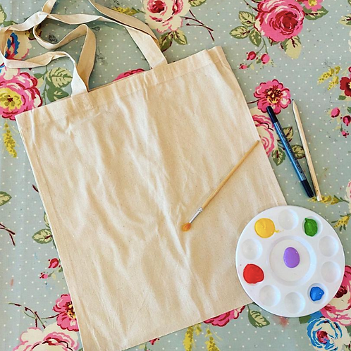 Tote Bag Design Kit