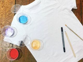 T-Shirt & Tote bag design Steps